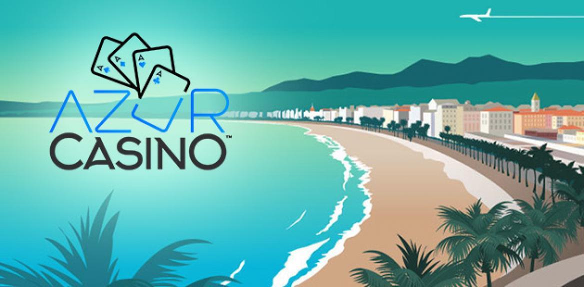 La charte et le design d'Azur Casino